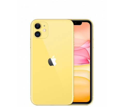 iPhone 11 Yellow 64GB