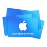Targetas  Regal App Store & iTunes (des de €15 fins €200) + 10%  comissió