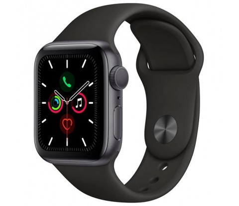 Apple Watch SE GPS 40mm Caja Aluminio Gris Espacial